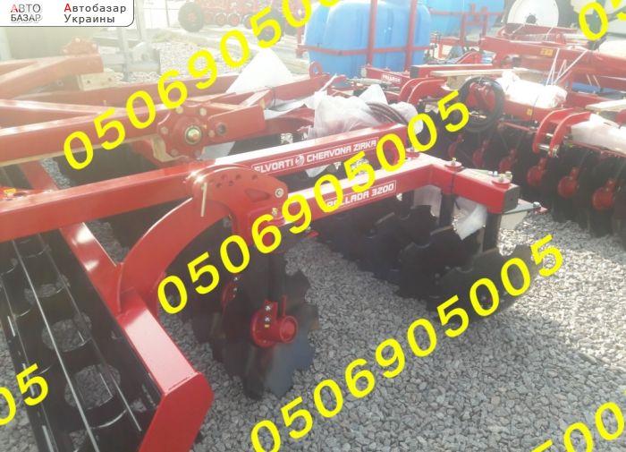 автобазар украины - Продажа     борона PALLADA 3200-3200-01