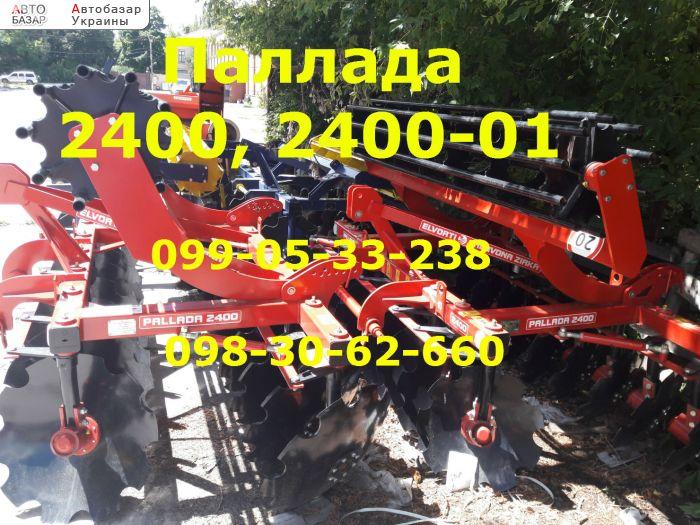 автобазар украины - Продажа 2017 г.в.  Трактор МТЗ Паллада 2400, 2400-01 от Черво