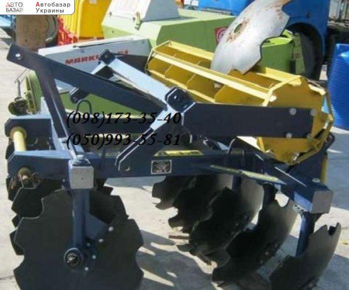 автобазар украины - Продажа 2017 г.в.  Трактор МТЗ Борона дисковая АГД-1,8, навес