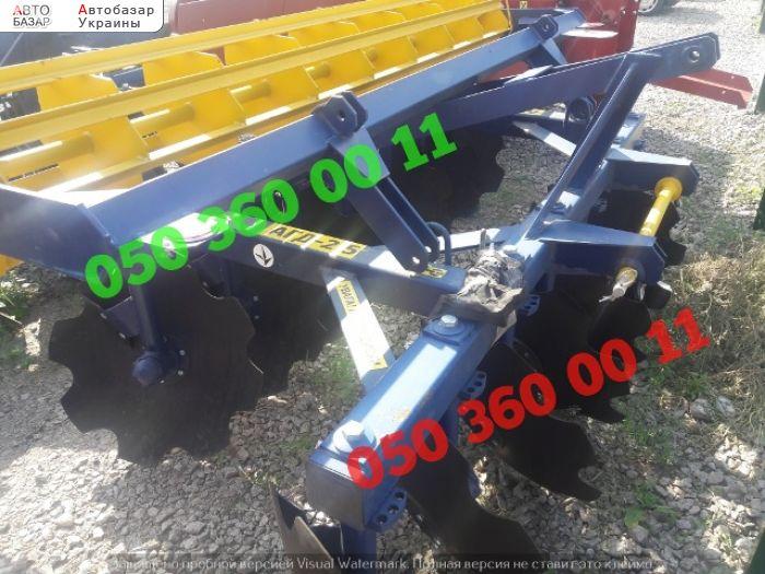 автобазар украины - Продажа    Борона 2.1 с захватом 2,1 метр