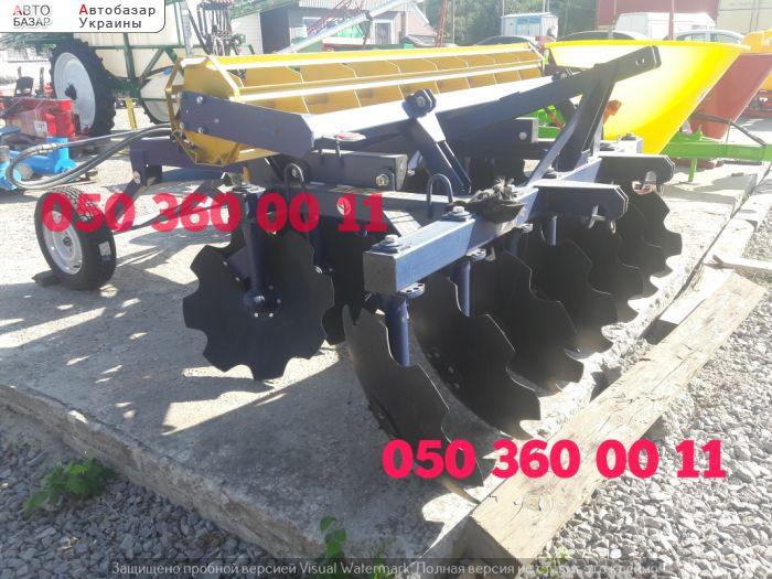 автобазар украины - Продажа    Дисковая борона Агд-2,5 Н