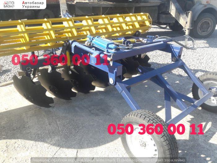 автобазар украины - Продажа    Агрегат для обробки грунту - б