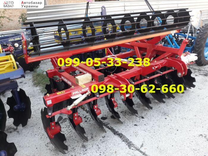 автобазар украины - Продажа 2017 г.в.  Трактор МТЗ Борона дисковая Паллада 3200-0