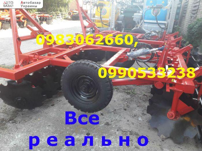 автобазар украины - Продажа 2017 г.в.  Трактор МТЗ Реальная чисто прицепная борон