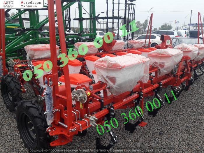 автобазар украины - Продажа  Трактор  Сеялка УПС 8 с доставкой