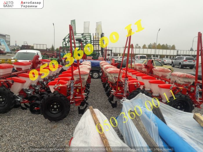 автобазар украины - Продажа    Сеялки УПС-8 + Нива 12