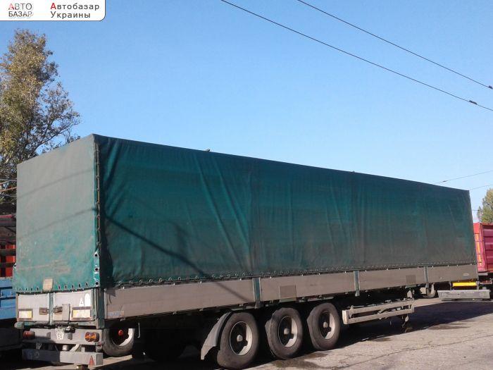 автобазар украины - Продажа 1998 г.в.  Krone SDP 27