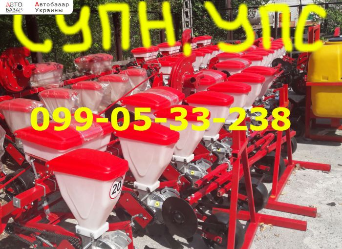 автобазар украины - Продажа 2017 г.в.  Трактор МТЗ Сеялка СУ-8 Упс-8/ Супн-8 - то