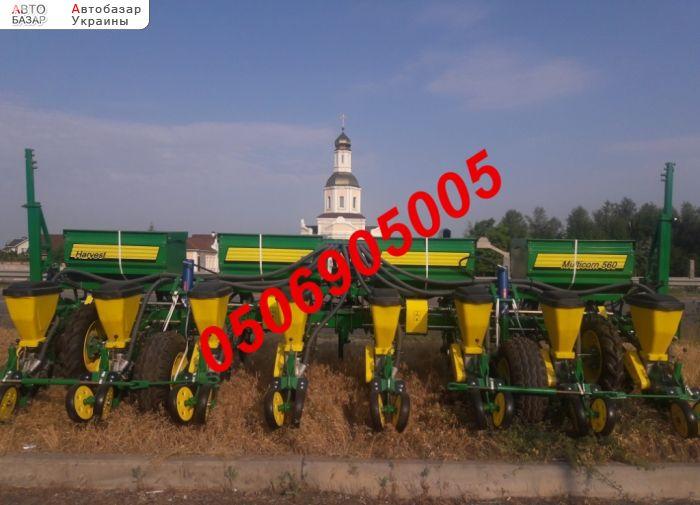 автобазар украины - Продажа    Сеялка Multicorn 560