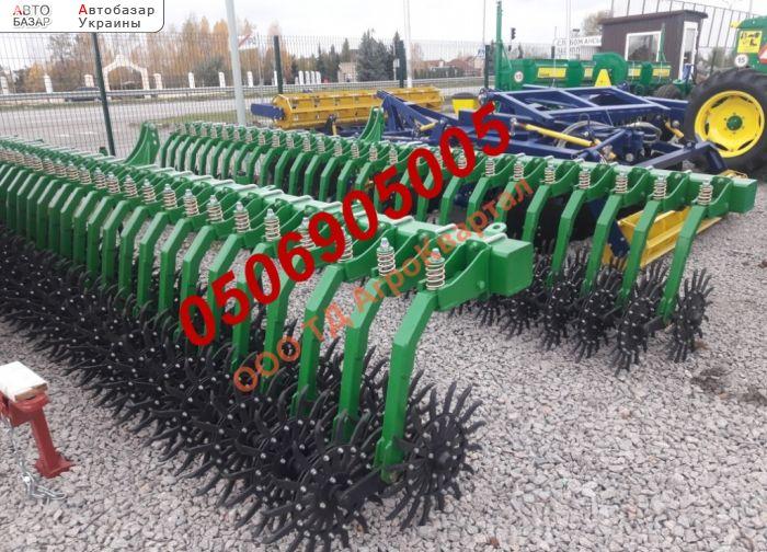 автобазар украины - Продажа    Новая заводская борона мотыга