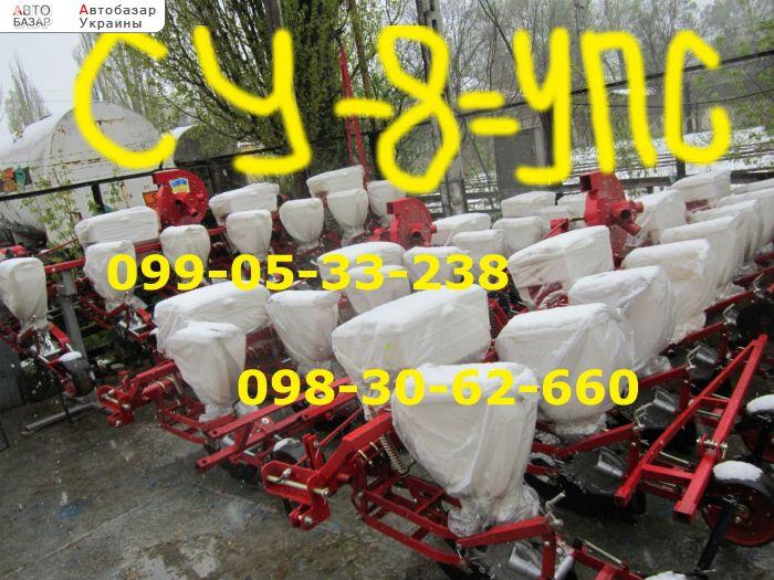 автобазар украины - Продажа 2017 г.в.  Трактор МТЗ Сеялка СУ-8Гибрид 18года как У
