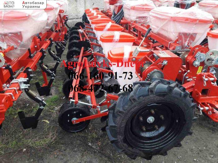 автобазар украины - Продажа 2017 г.в.  Трактор МТЗ Упс- 8 сеялка (транспортное, к
