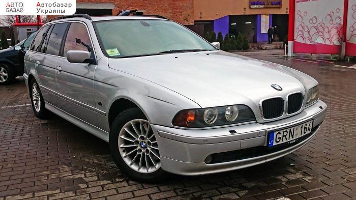 автобазар украины - Продажа 2001 г.в.  BMW 5 Series E39