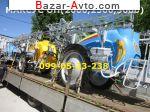 2017 Трактор МТЗ МАКСУС 3000,2500,2000 литровый