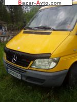 автобазар украины - Продажа 2003 г.в.  Mercedes Sprinter 313 груз.