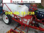 2017 Трактор МТЗ обприскувач ОП-2000 или 2500/1