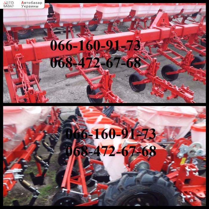 автобазар украины - Продажа 2017 г.в.  Трактор МТЗ Купите УПС-8 сеялка и культива