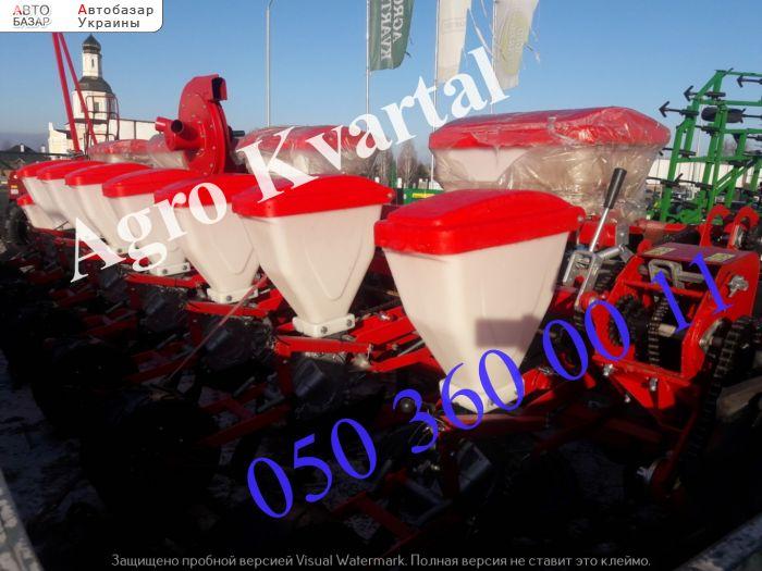 автобазар украины - Продажа    Сеялка УПС-8 + сигнализация