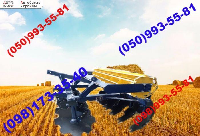 автобазар украины - Продажа 2017 г.в.    Агрегат дисковий АГД-2,1 навіс