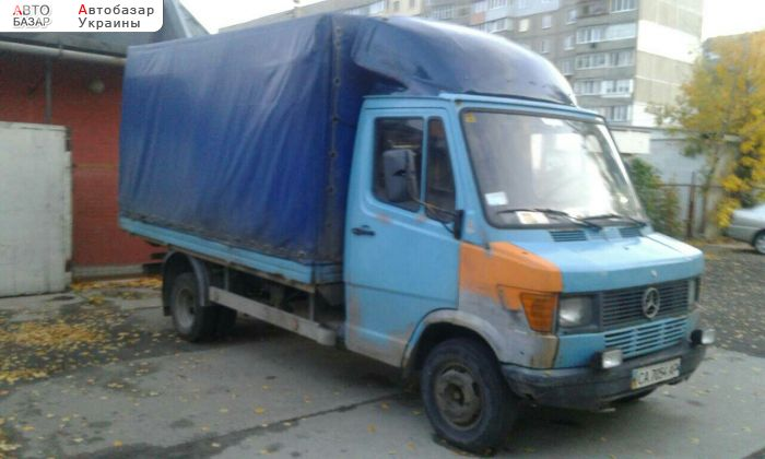 автобазар украины - Продажа  Mercedes T1 407