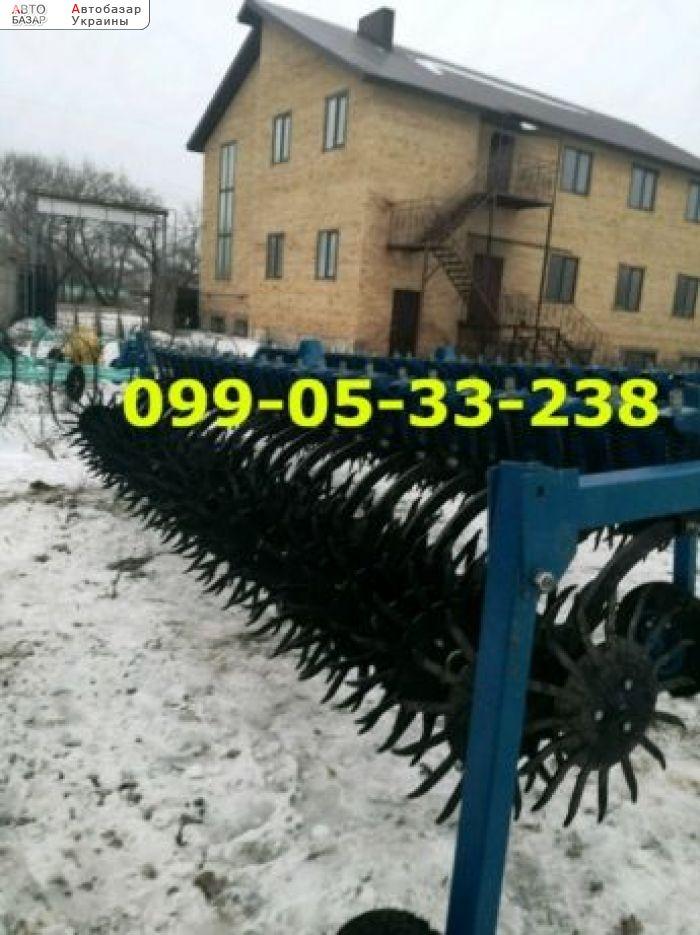 автобазар украины - Продажа 2018 г.в.  Трактор МТЗ Ротационная борона мотыга (бор