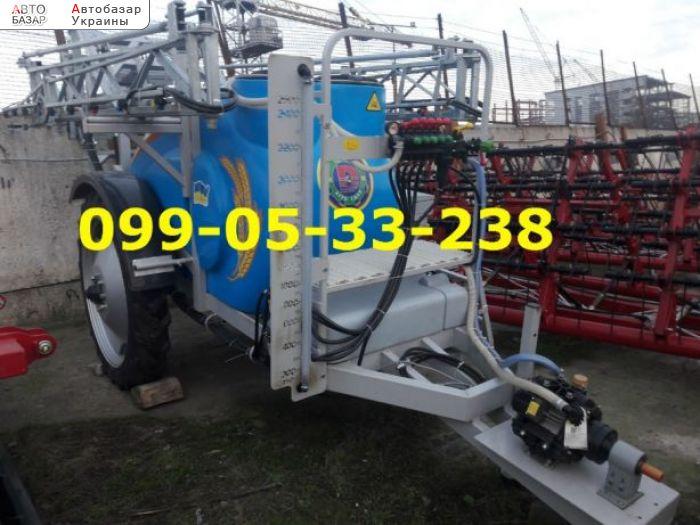 автобазар украины - Продажа 2018 г.в.  Трактор МТЗ Мега МАКСУС опрыскиватель 2500