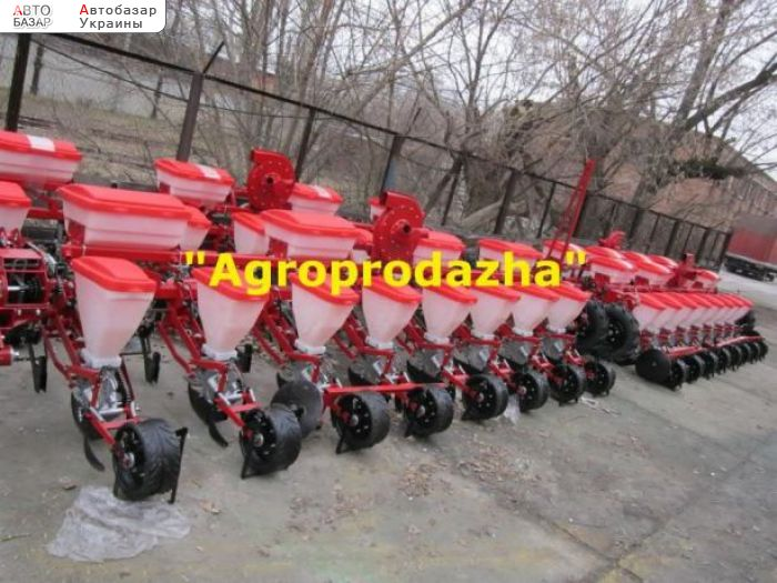 автобазар украины - Продажа 2018 г.в.  Трактор МТЗ УПС/8 сеялка,сеялка УПС-8 фото