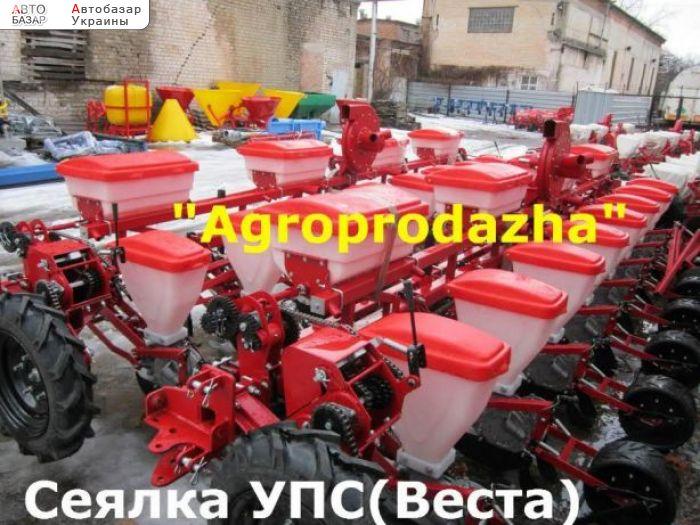 автобазар украины - Продажа 2018 г.в.  Трактор МТЗ СЕЯЛКА Упс- 8 как ВЕСТА 8 (дву
