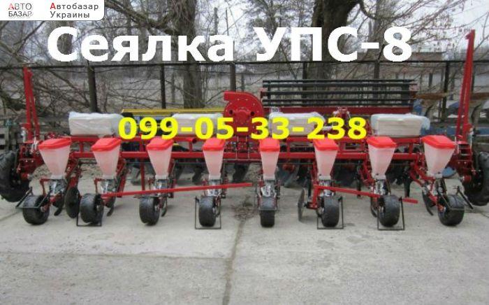 автобазар украины - Продажа 2018 г.в.  Трактор МТЗ сеялки УПС-8 продажа в Днепре
