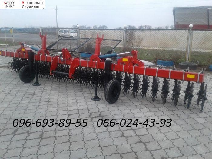 автобазар украины - Продажа    Борона ротационная МРН-6-01  с