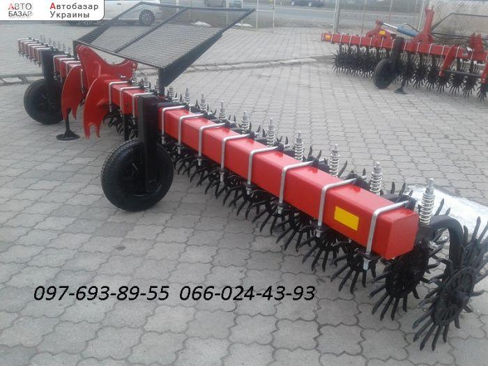 автобазар украины - Продажа    Борона ротационная  МРН-6  с р