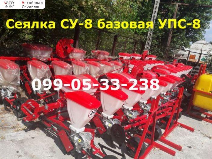 автобазар украины - Продажа 2018 г.в.  Трактор МТЗ Сеялка УПС 8(Су-8м) Двухконтур