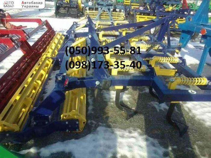 автобазар украины - Продажа 2018 г.в.    Сплошной культиватор Ксон-3,5