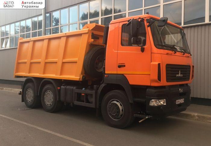 автобазар украины - Продажа 2018 г.в.  МАЗ 6501 V6-520-001