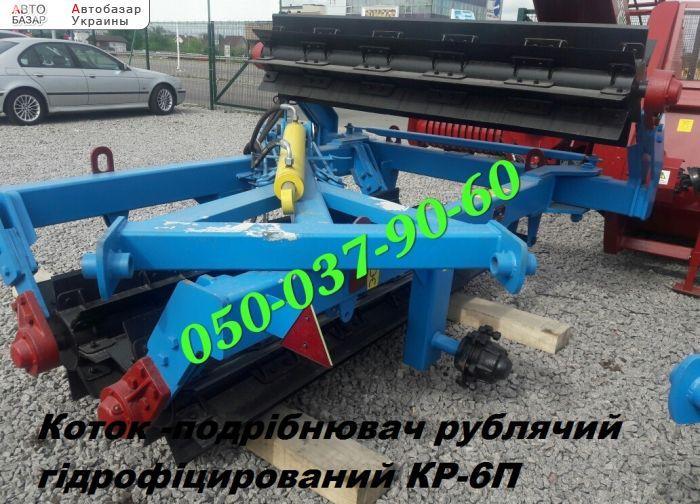 автобазар украины - Продажа     измельчитель 6м КзК-6-04 евро