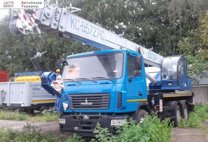 автобазар украины - Продажа 2018 г.в.  Автокран  КС-55727-С-22