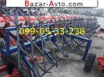 автобазар украины - Продажа 2018 г.в.  Трактор МТЗ Сцепка СЗБ 8М зубовая 8 метров