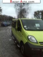 автобазар украины - Продажа 2004 г.в.  Renault Trafic сди 100