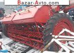 2015 Трактор МТЗ Сеялка зерновая Красная звезда