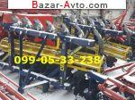 автобазар украины - Продажа 2018 г.в.  Трактор МТЗ навесная борона 2,1 метра для