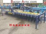 2018 Трактор МТЗ Новинка МОТЫГА(КРН-4,2) борона