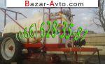 Трактор МТЗ-82 Обприскувач причіпний ОП-2000