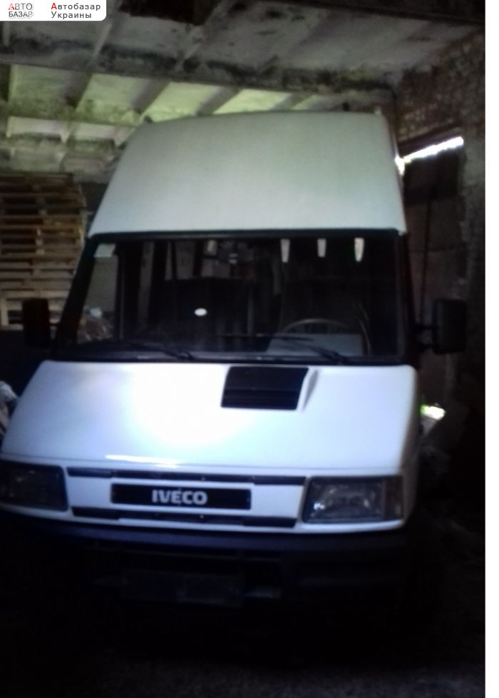 автобазар украины - Продажа 1996 г.в.  Iveco  5912