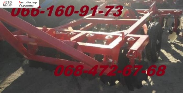 автобазар украины - Продажа 2018 г.в.  Трактор МТЗ Новая Прицепная Борона БДП 2.5