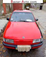 автобазар украины - Продажа 1989 г.в.  Opel Vectra A