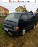 автобазар украины - Продажа 1994 г.в.  Toyota HiAce