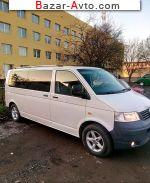автобазар украины - Продажа 2006 г.в.  Volkswagen Transporter T5