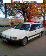 автобазар украины - Продажа 1990 г.в.  Volkswagen Passat B3