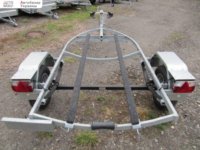 прицеп лодочный интересах резиновых лодок