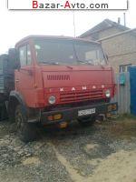 1984 КАМАЗ 5320